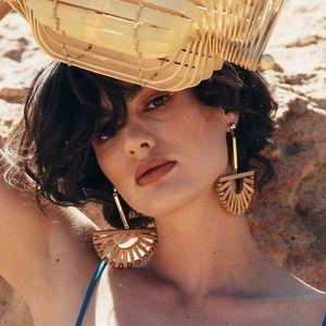 Jewelry - Show Off Wooden Earrings